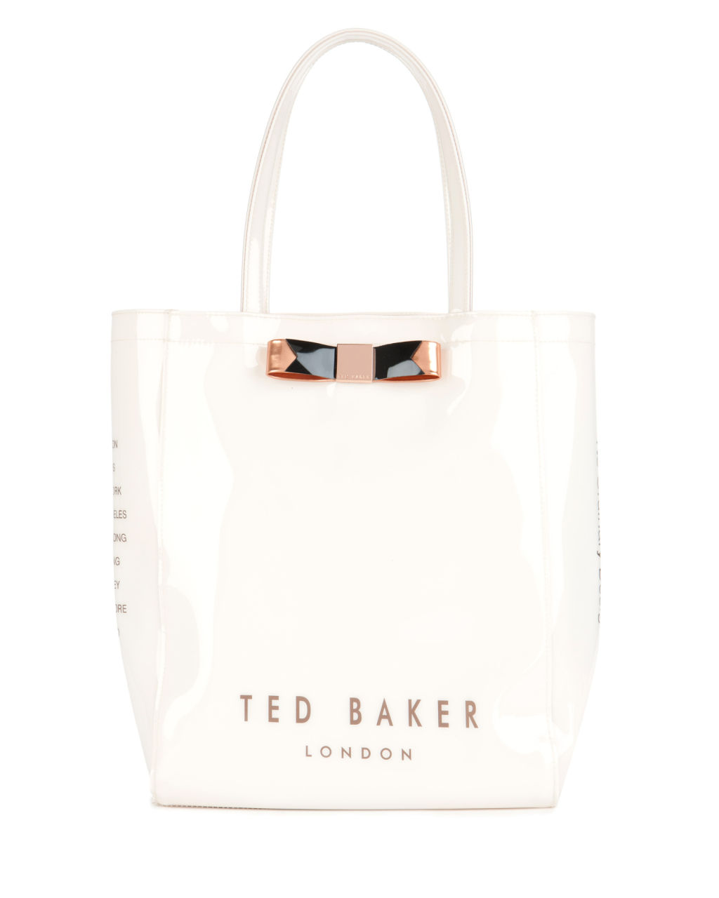 Bagstowear_Ted_Baker_White_Jelly_Tote_Bag