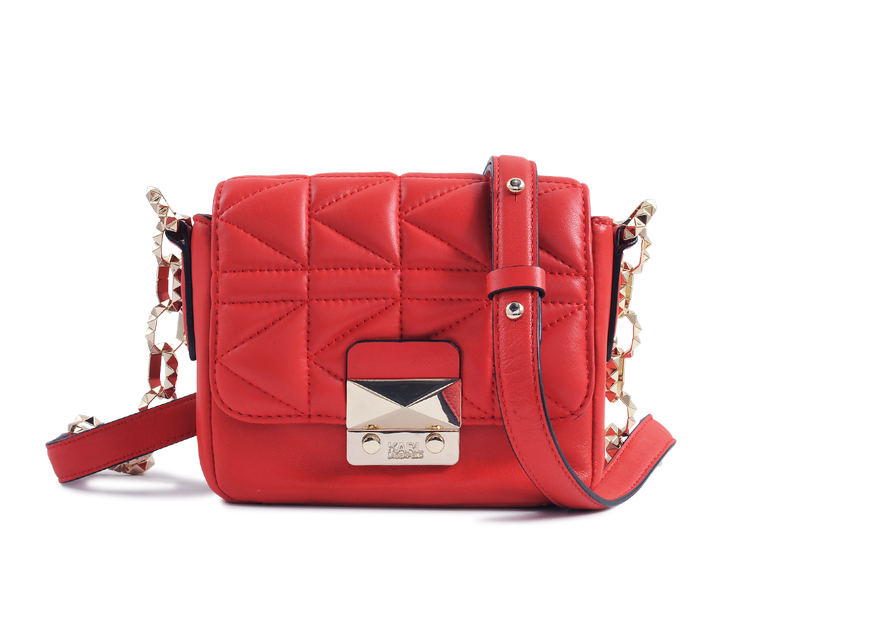 Bagstowear - Mini - Quilted - Karl - Largerfeld