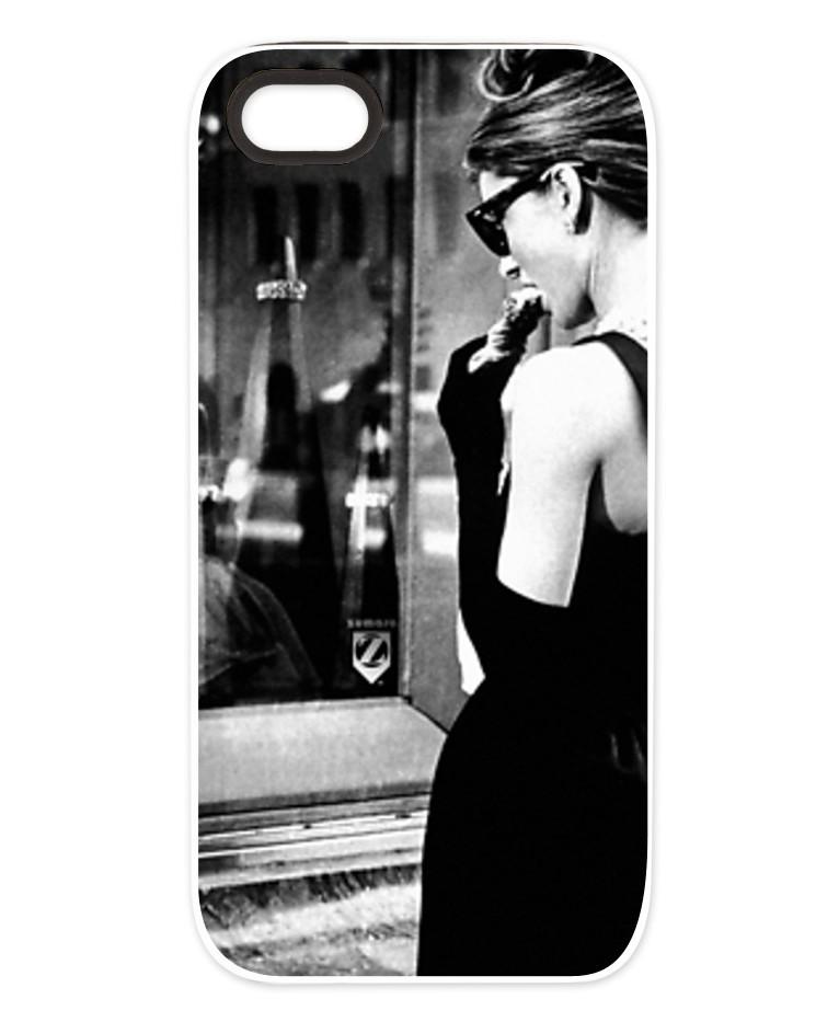 Bagstowear_Audrey_Hepburn_iPone5_PhoneCase