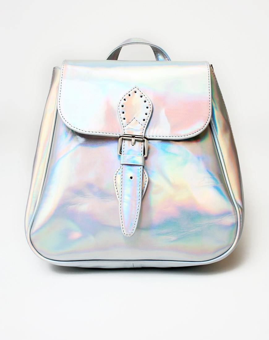 Bagstowear_Motel_metallic_Backpack