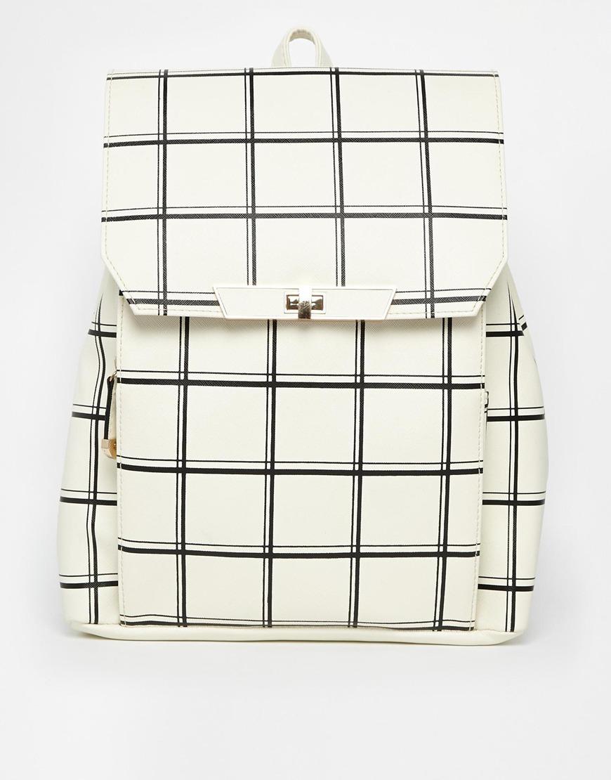 Grid backpack - giveaway
