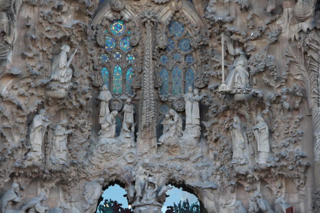 Barcelona-Sagrada Familia-2015