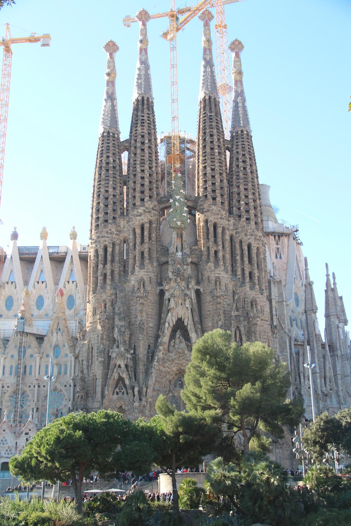 Barcelona city break 5 cool places to visit for Familia barcelona