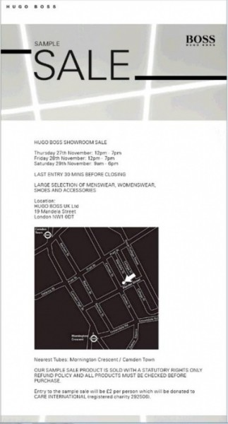 Bagstowear_Sample_Sale_Hugo_Boss
