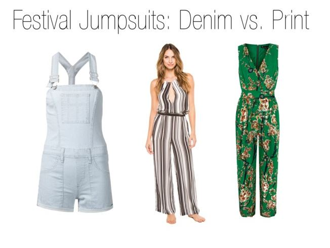 Festival Jumpsuits - Bagstowear