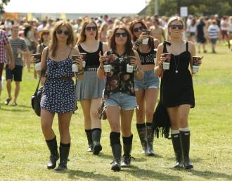 Festivalwear - Wellies - Bagstowear