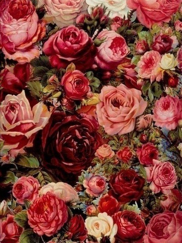 Bagstowear - Asten Atelier - Flower Motives