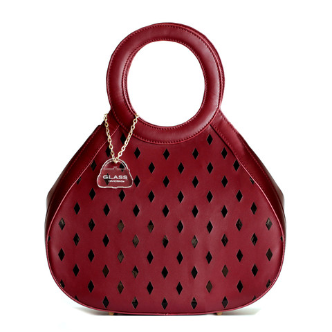 Red_Tear_Drop_Satchel_Glass-Handbag-Bagstowear