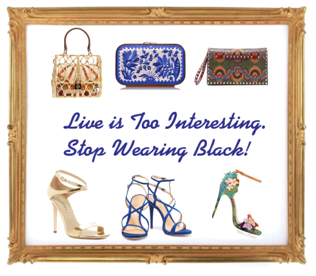 Live is interesting_Bagstowear