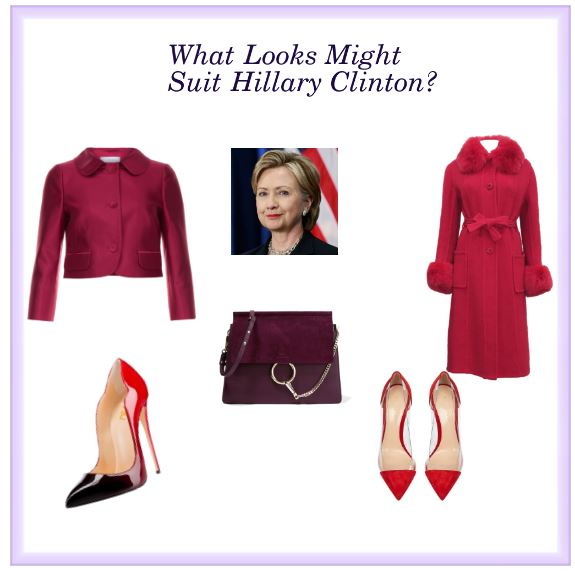 What Looks Might Suit Hillary Clinton_Bagstowear