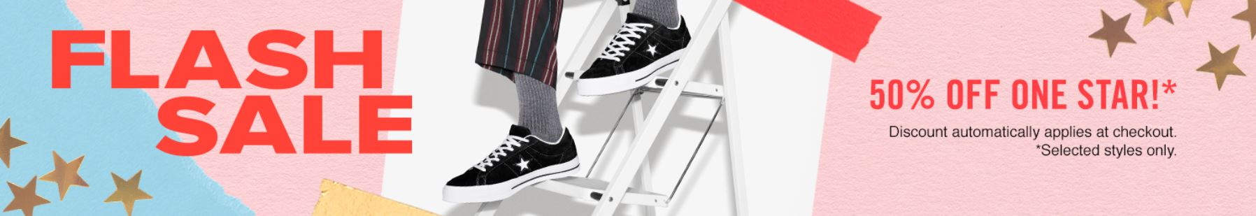 Converse Flash Sale | Bagstowear