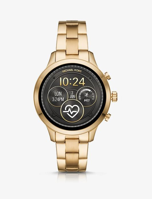 Michael Kors Smart Watch via Bagstowear