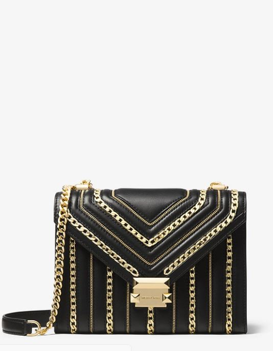 Michael Kors Convertible Shoulder Bag via Bagstowear